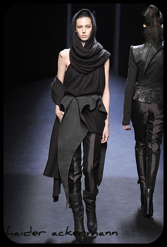Fall haider ackermann