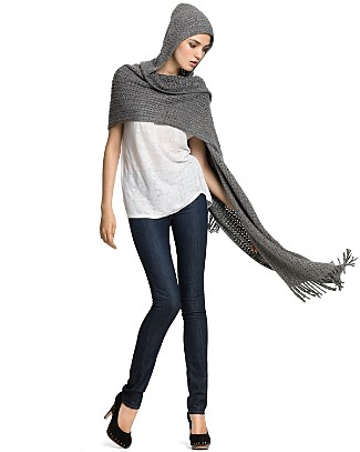Joie hooded wrap