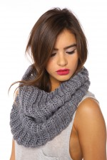 Nastygal Cowl Knit Scarf