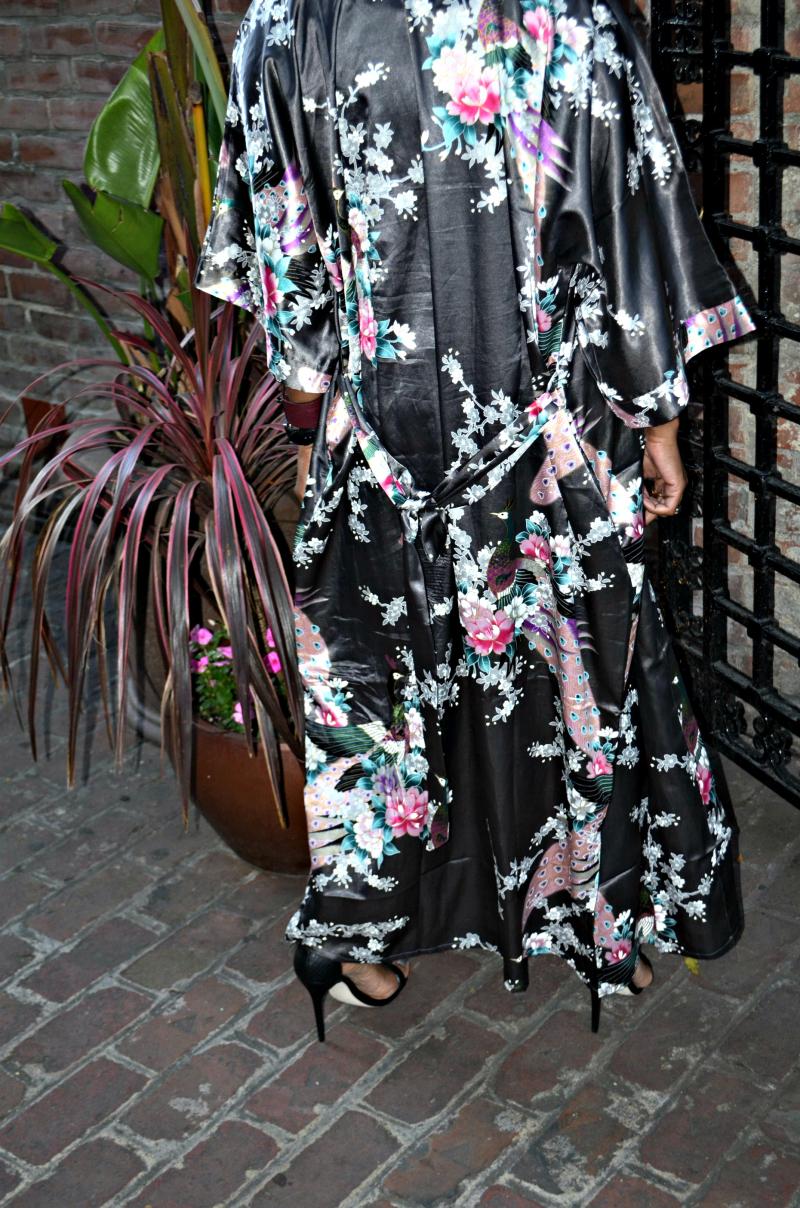 A kimono 10