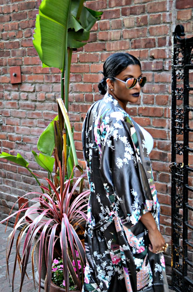 A kimono 8